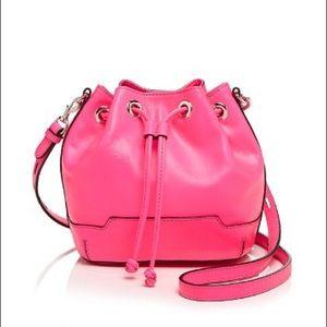 Rebecca Minkoff Mini Fiona Bucket Bag